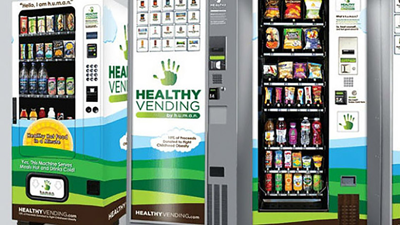 To deal with theft and other issues, the vending machines are armoured and difficult to