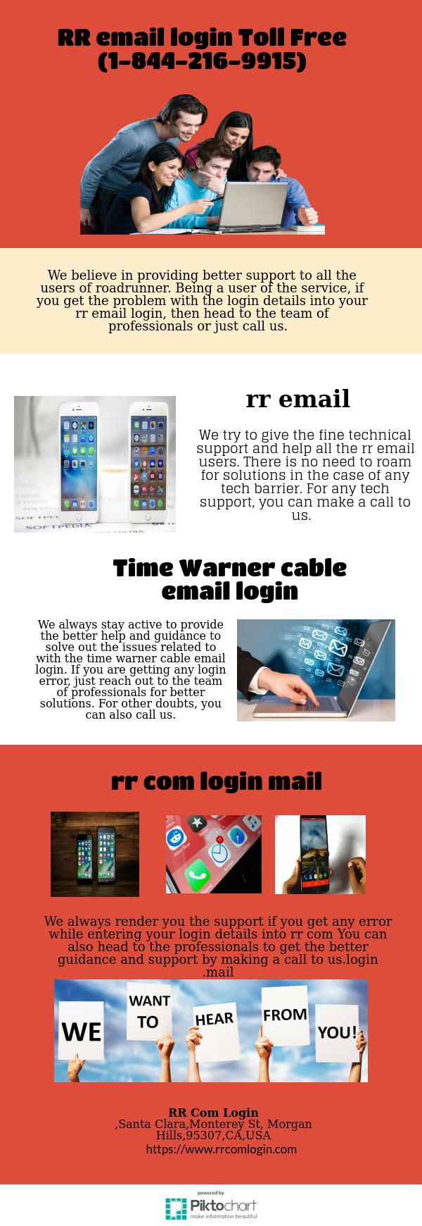 Rr Email Login Toll Free (1-844-216-9915)