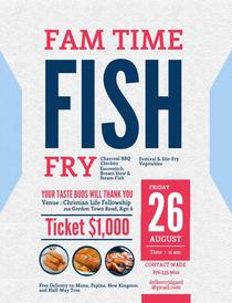 Fam Time Fish Fry