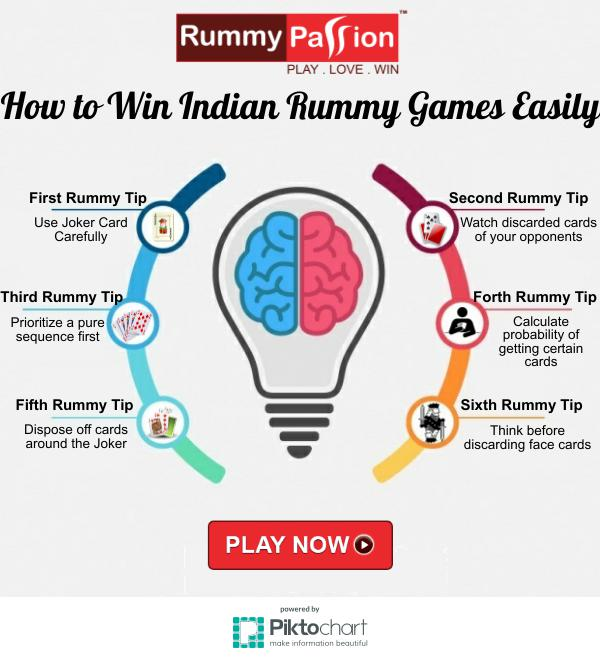how to win rummy