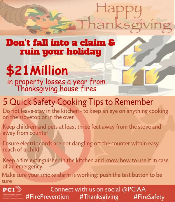 cooking in the kitchen safety tips this thanksgiving