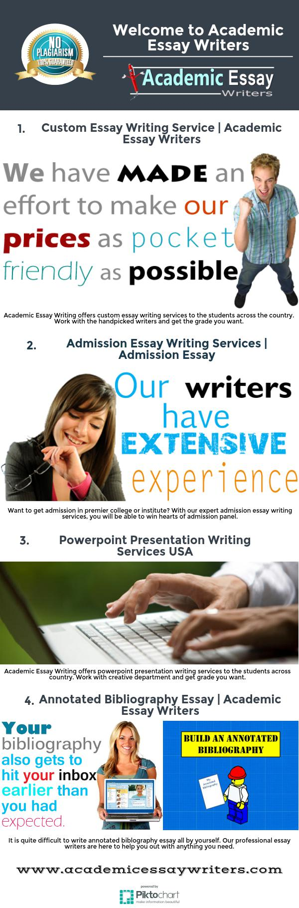 professional essay writing services Essay writer offers you a wide range of academic writing services we have only pro writers in our team high quality guaranteed.