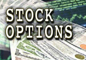 Front 3 stock options